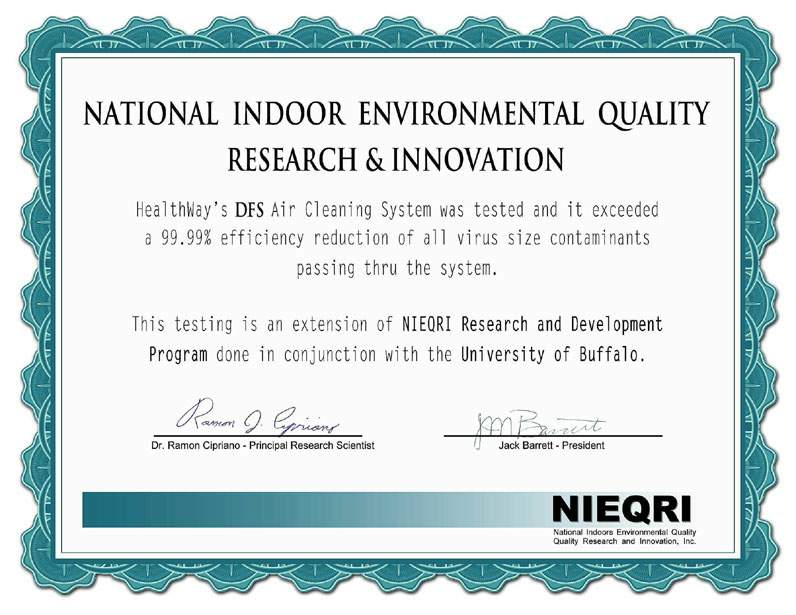 national indoor environmental quality research & innovation